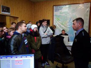 Вихованці гуртка «Рідний край» завітали до Краматорського міського відділу поліції