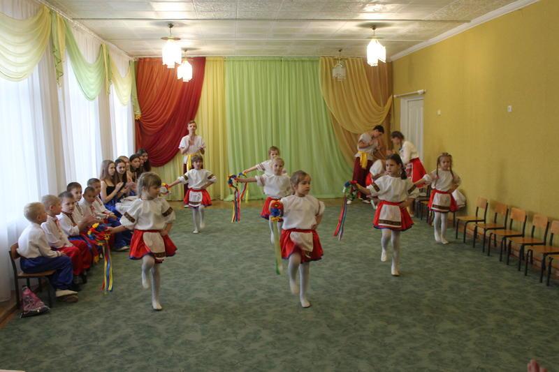 «Маленькій дитині про рідну Україну»