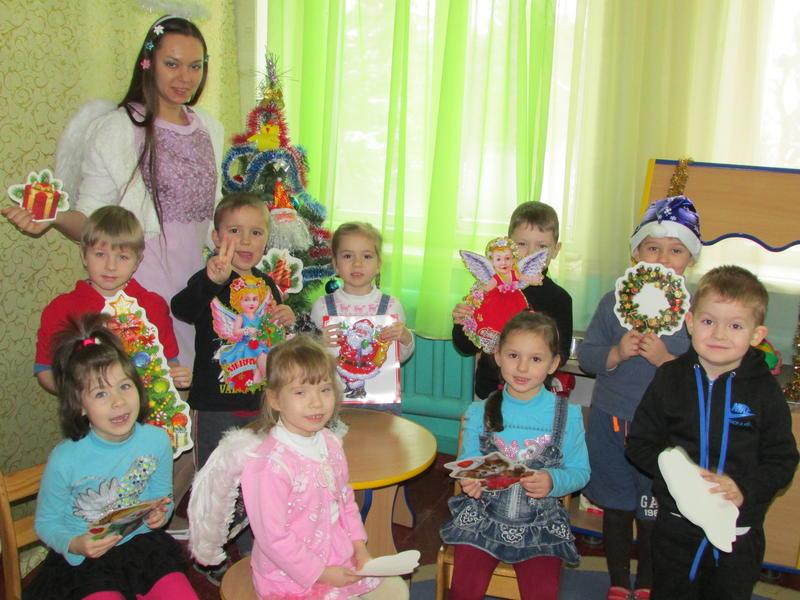 Новорічні свята у вихованців гуртка «Казкова англійська»