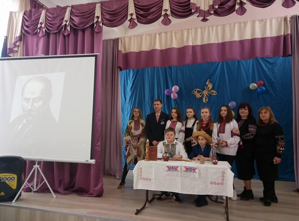 Шевченко – наш. Він для усіх століть…