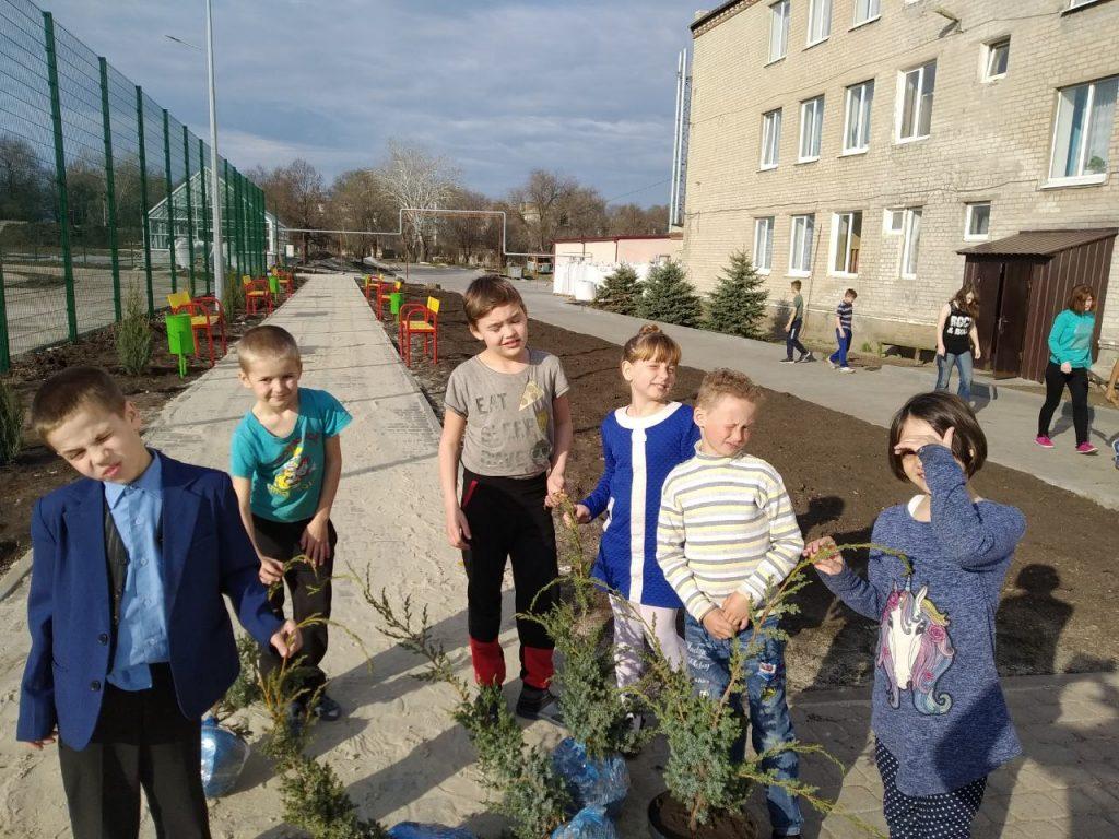 Акція «Посади деревце»