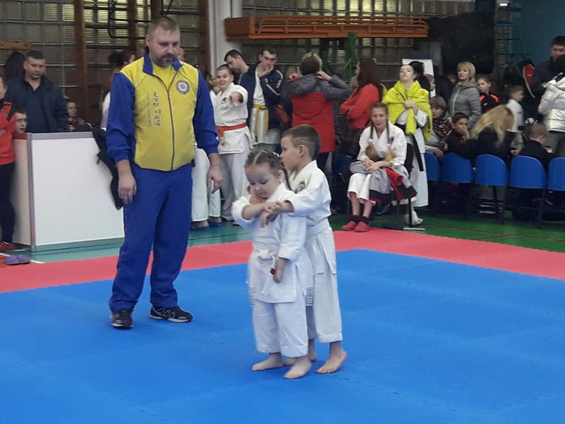 Чемпіонат України з пара-карате