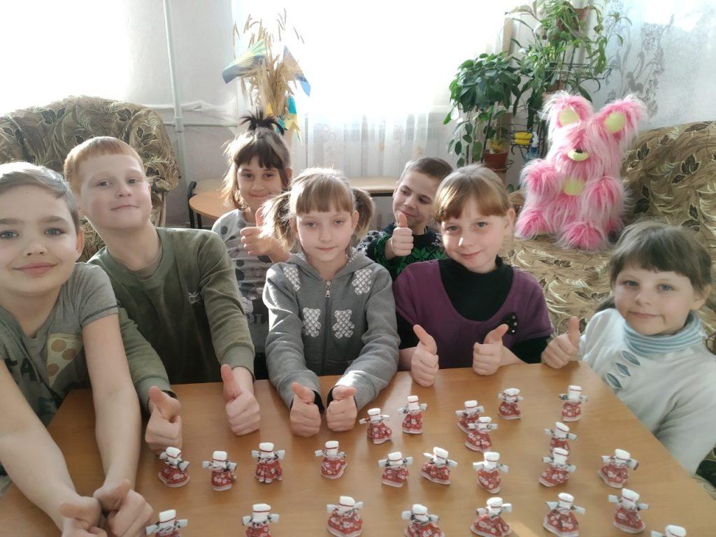 Лялька - мотанка як оберіг для українців.