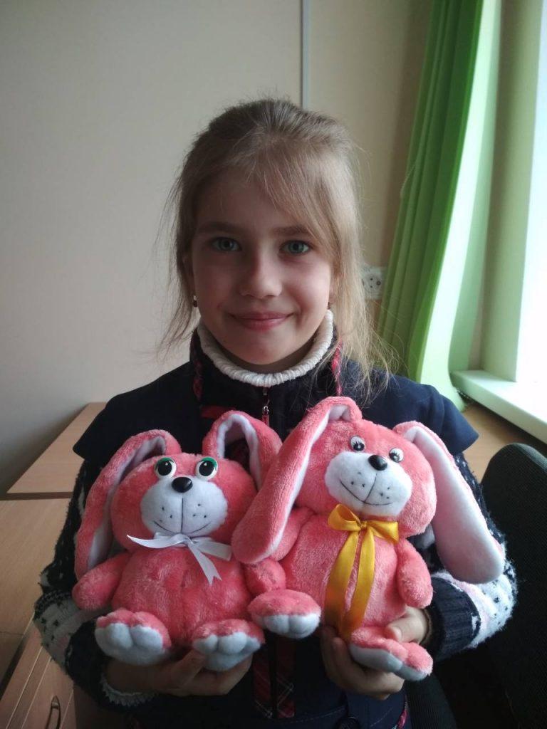 Майстер – клас «Великодній заєць»