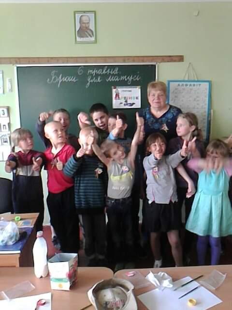 Майстер-клас «Брош для матусі»