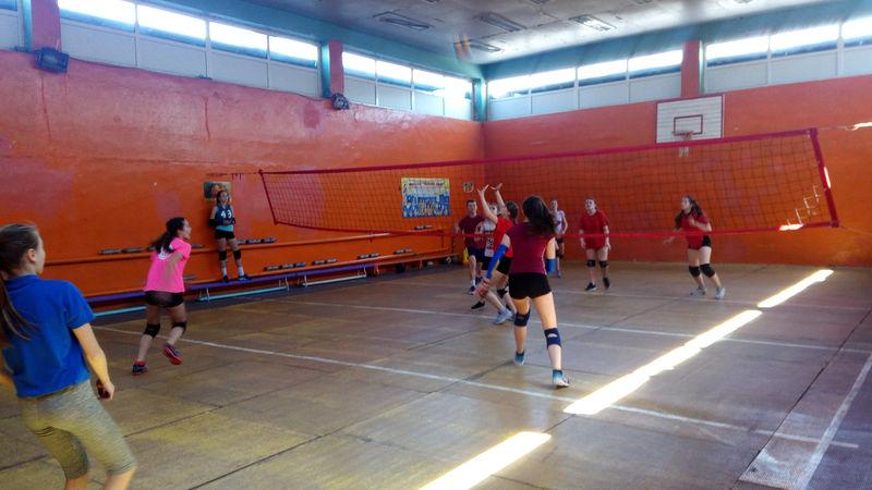 Великодній турнір з волейболу