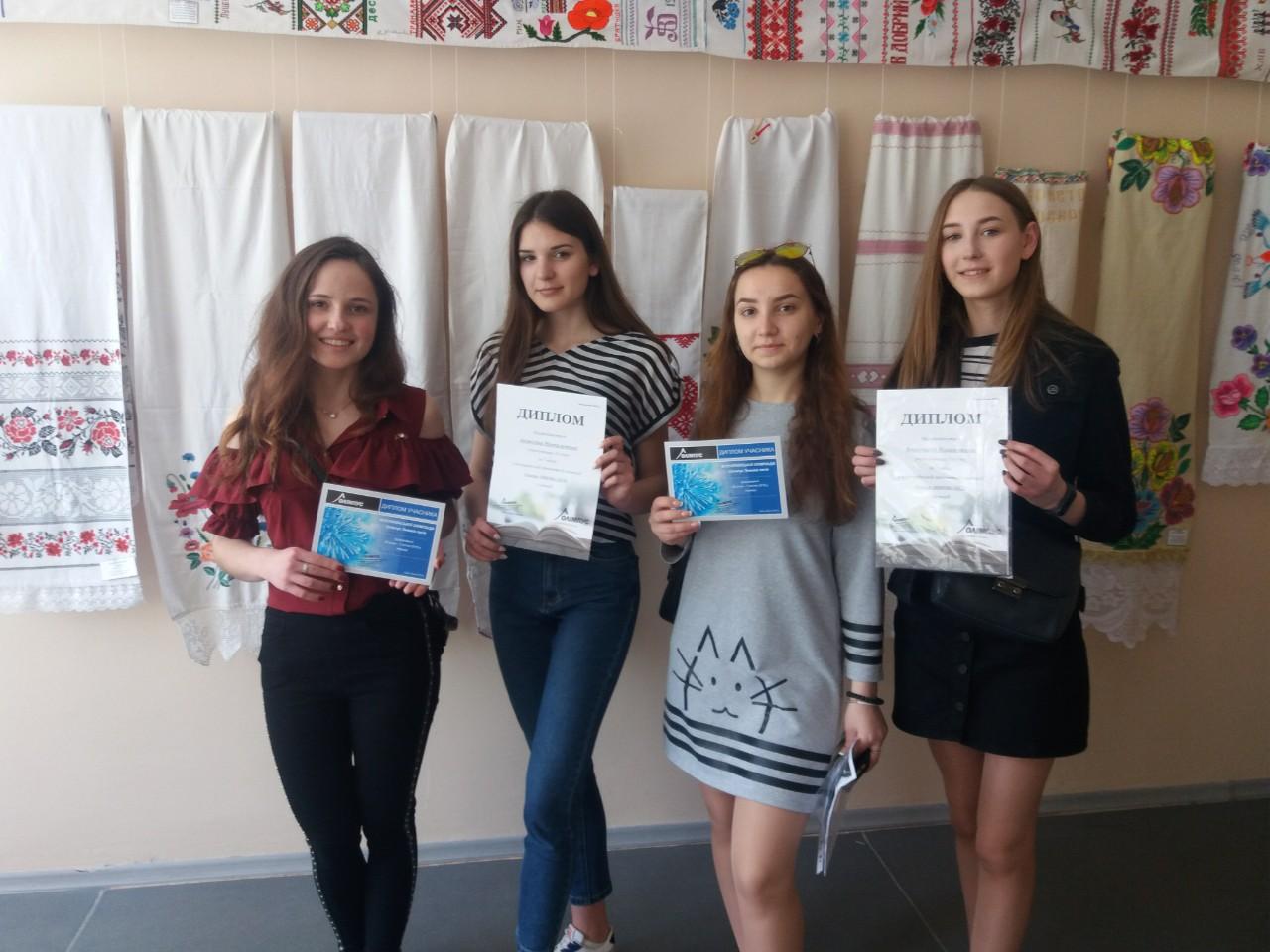 Всеукраїнський конкурс «Олімпус»