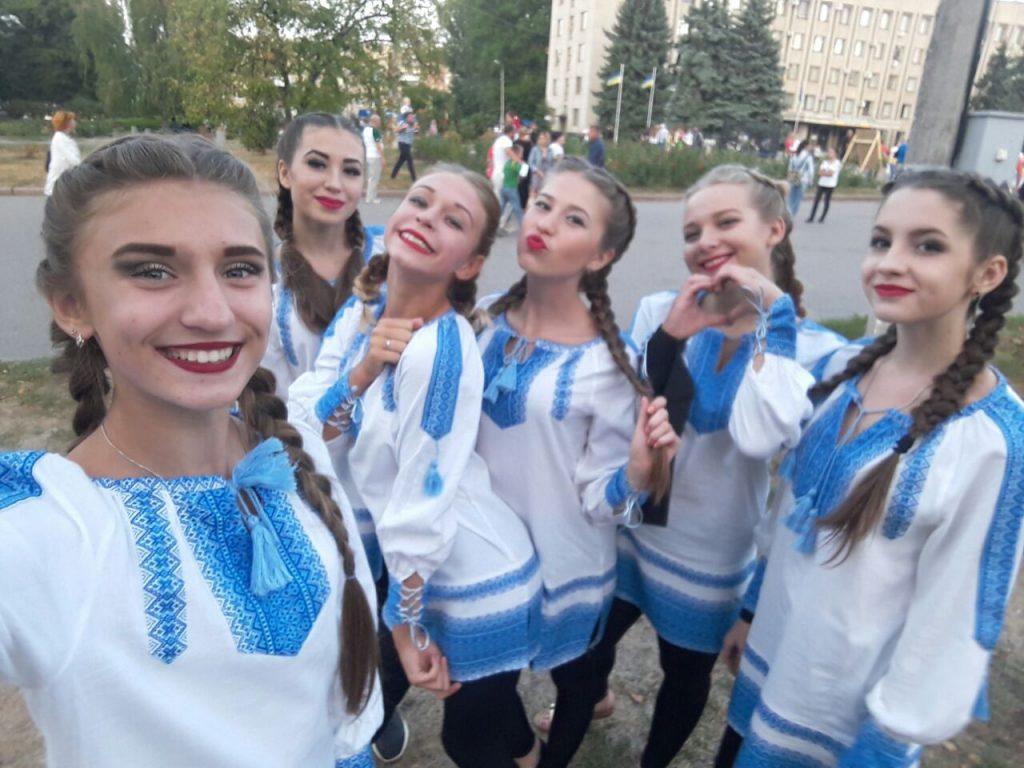 «Україна назавжди!»