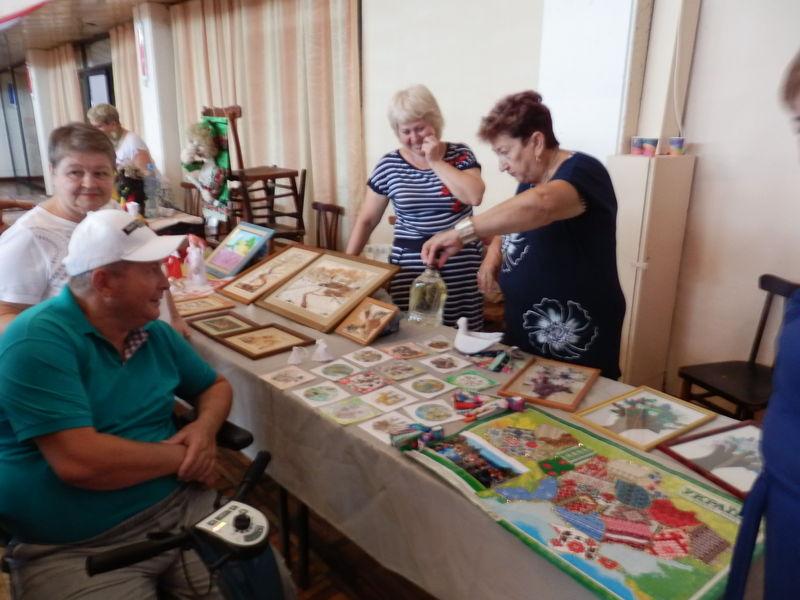 Всеукраїнський семінар для людей з інвалідністю