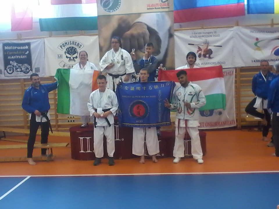 Міжнародний відкритий турнір з пара-карате