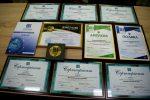 Нагороди ХІ Міжнародної виставки «Інноватика у сучасній освіті»