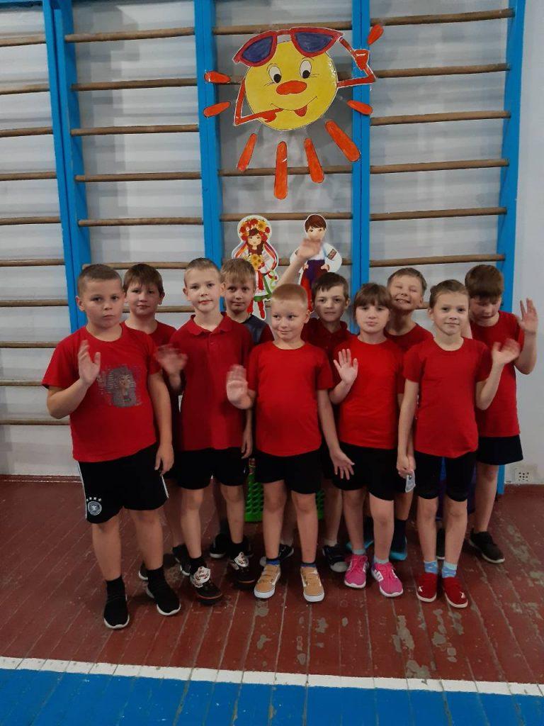 Спортивні змагання до Дня козацтва