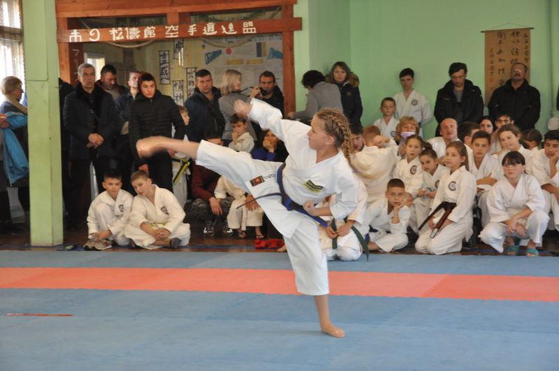 Чемпіонат і Першість міста з бойових мистецтв
