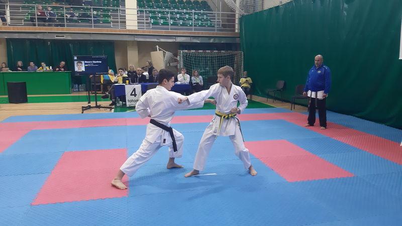 Міжнародний турнір з пара-карате