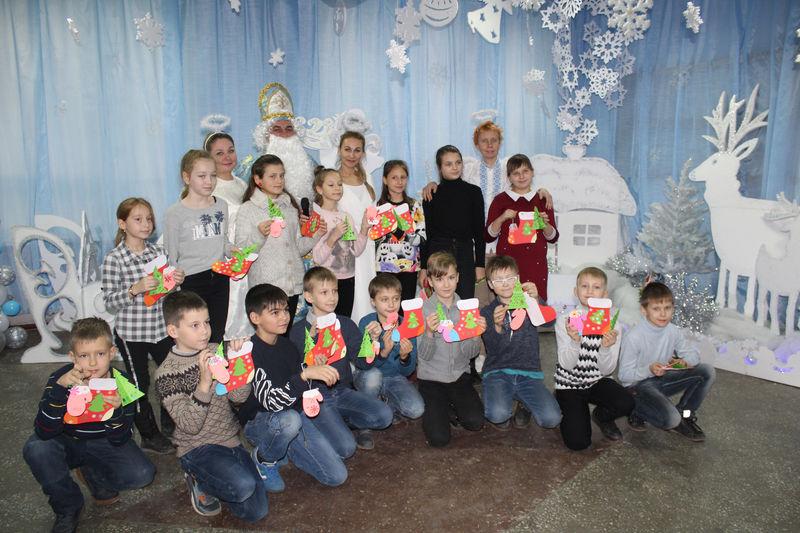Резиденція Святого Миколая 11 грудня