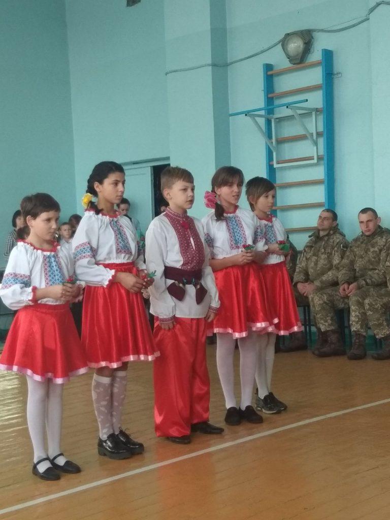 Збройні сили – гордість України