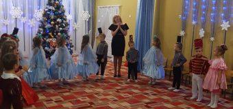 Казкове новорічне свято для малят