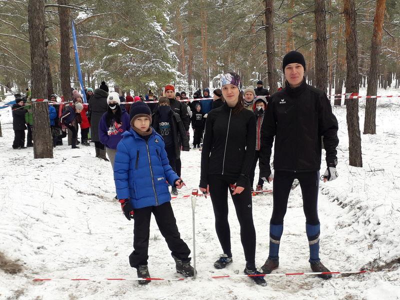 Чемпіонат Донецької області зі спортивного орієнтування бігом
