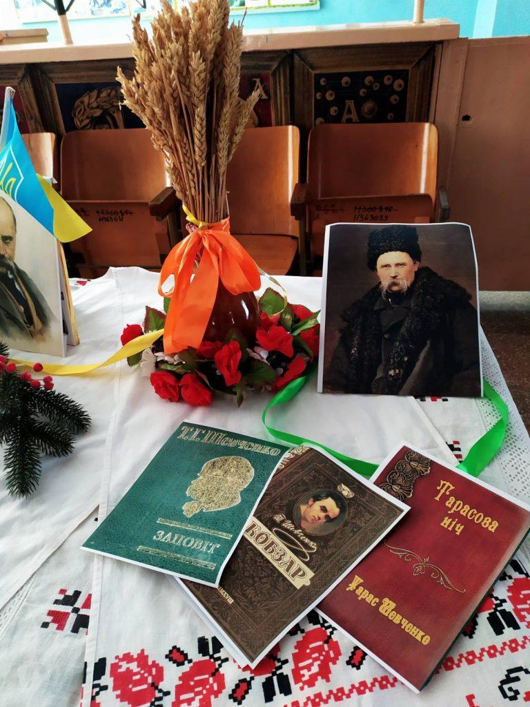 Тарас Шевченко живе і промовляє…