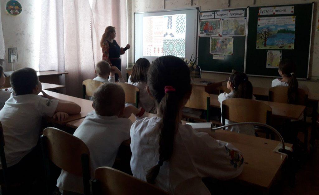 Український народний орнамент від вишивки до писанки