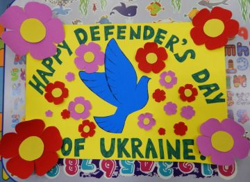 Happy Defender's Day Of Ukraine