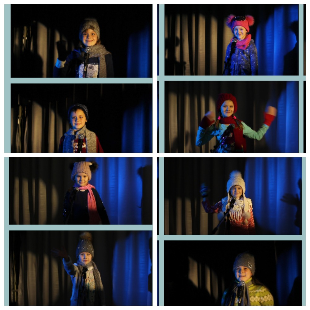 Відеопроби юних вокалістів