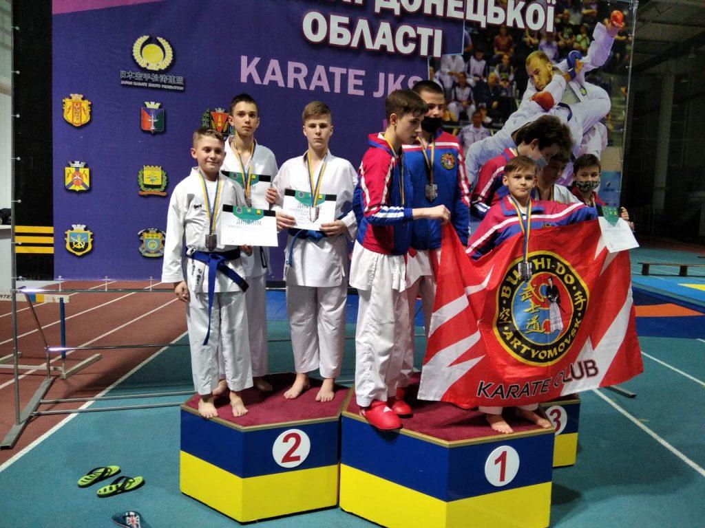 Чемпіонат Донецької області з карате-до